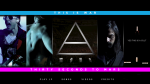 30 Seconds to Mars - Menu Page